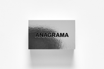 Anagrama Business Card